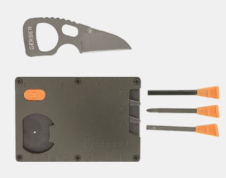 The 10 Best Card Tools Tools Survival Tools Survival Gadgets