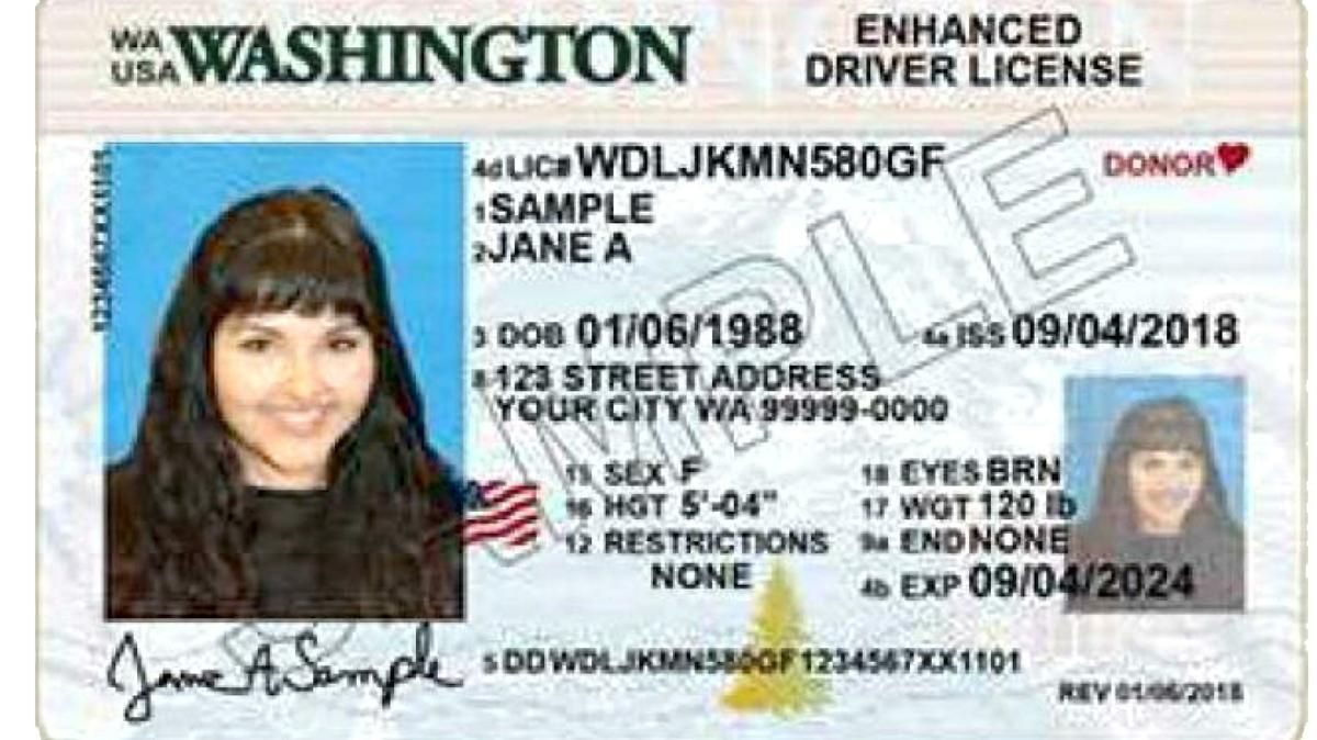 Standard Driver S Licenses And State Identification Cards Will Change On July 1 As State Moves To Comply Wi Drivers License Certificates Online Passport Online