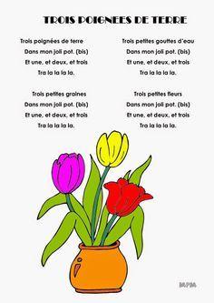 Resultat De Recherche D Images Pour Poesie Tournesol Maternelle
