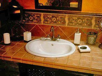 Ba os r sticos ba os r sticos decorar tu casa y r stico for Banos rusticos mexicanos