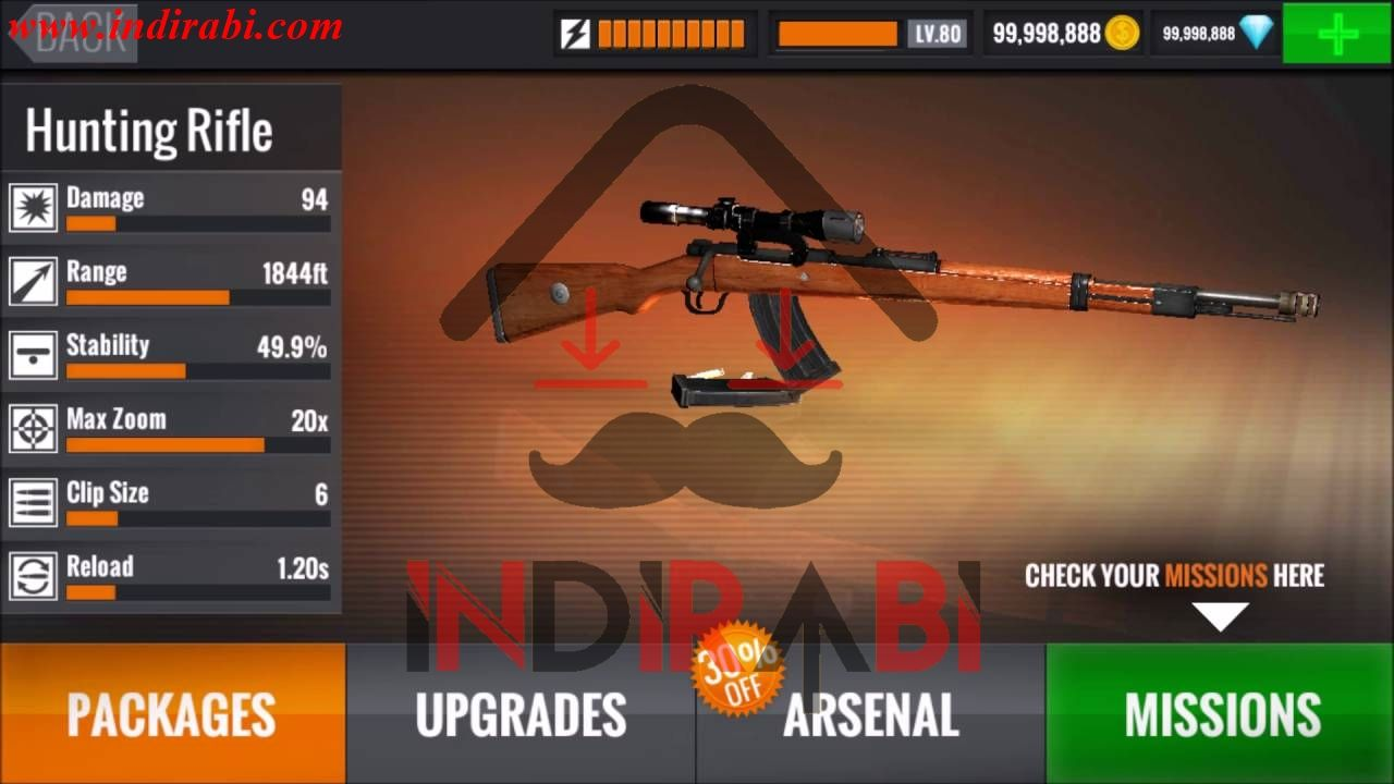 Sniper 3D Assassin Apk indir | Sniper | Assassin, Android