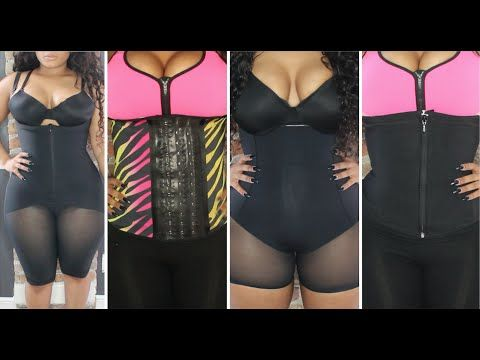 902d49cb97 Invisible Plus Size Shapewear Try-On