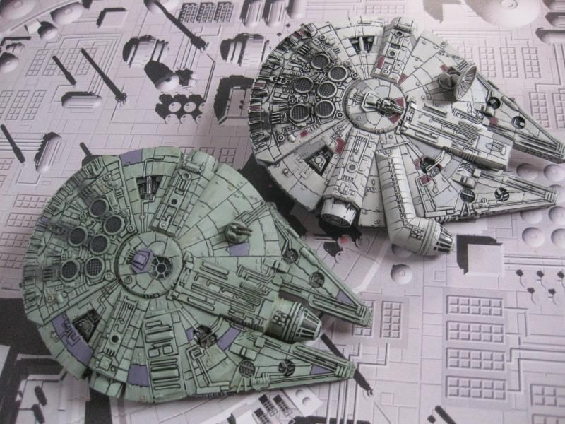 Star Wars X-Wing Miniatures | YT conversion