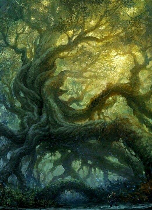 Primordial Tree of Life