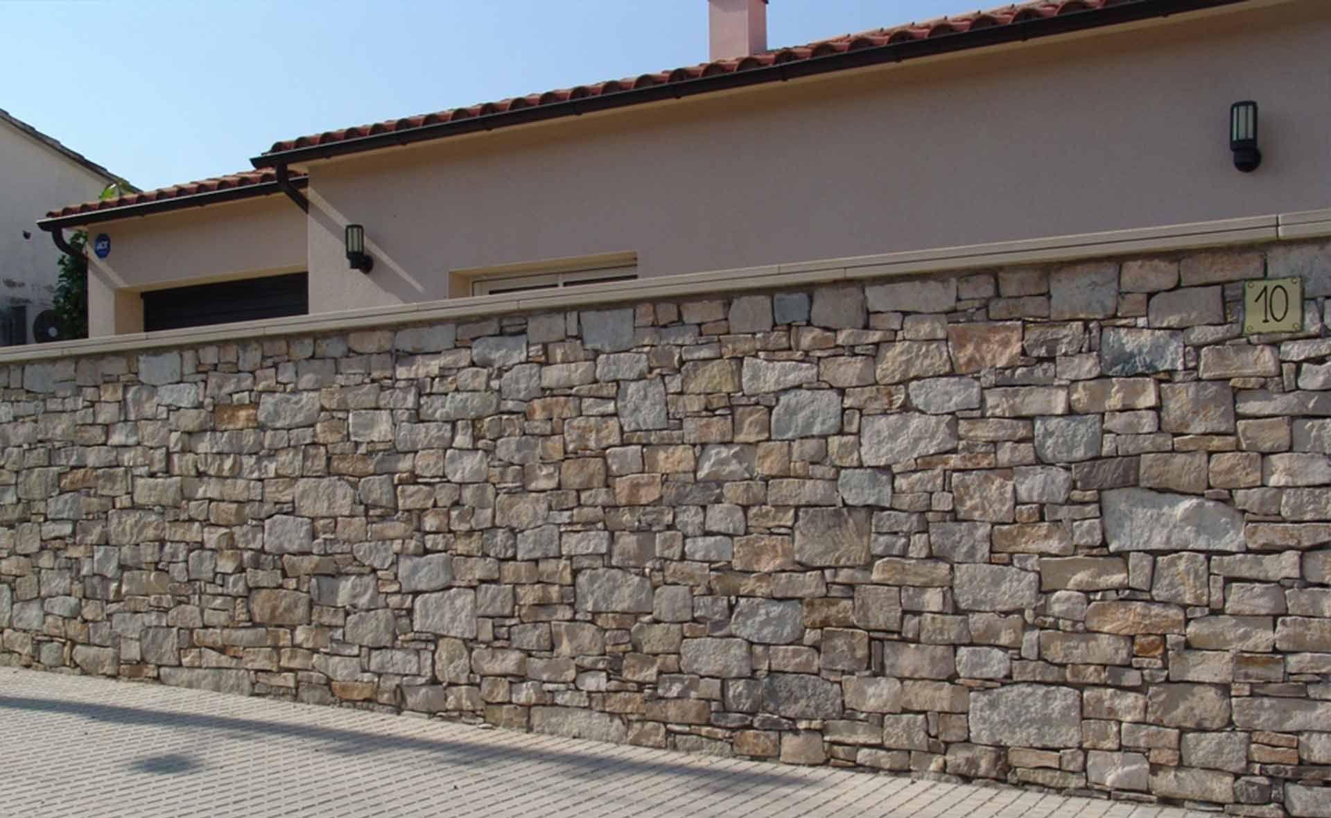 Resultado de imagen para muro de mamposteria piedra natural españa ...