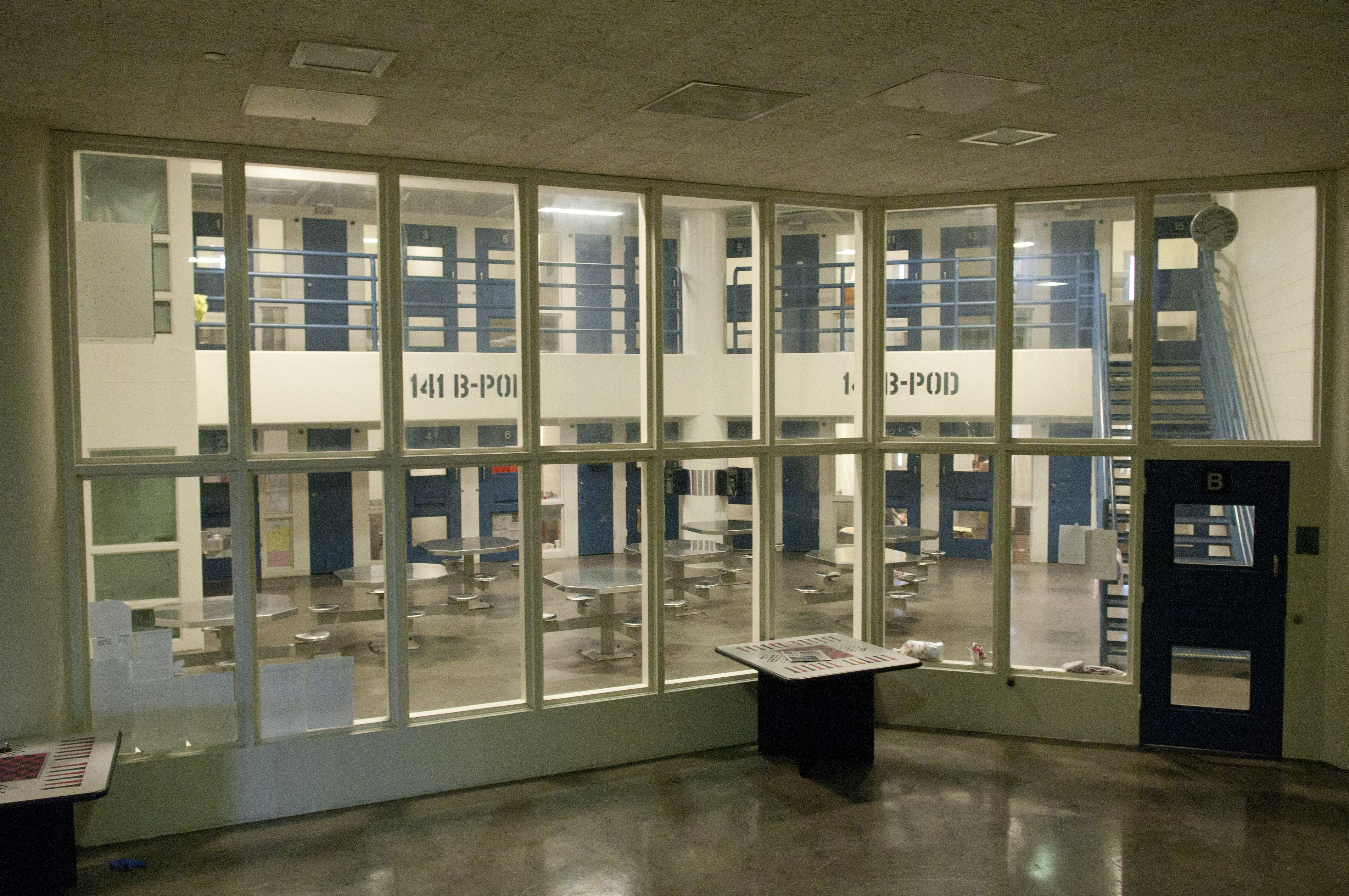 Inside look into 141 bpod at twin towers correctional