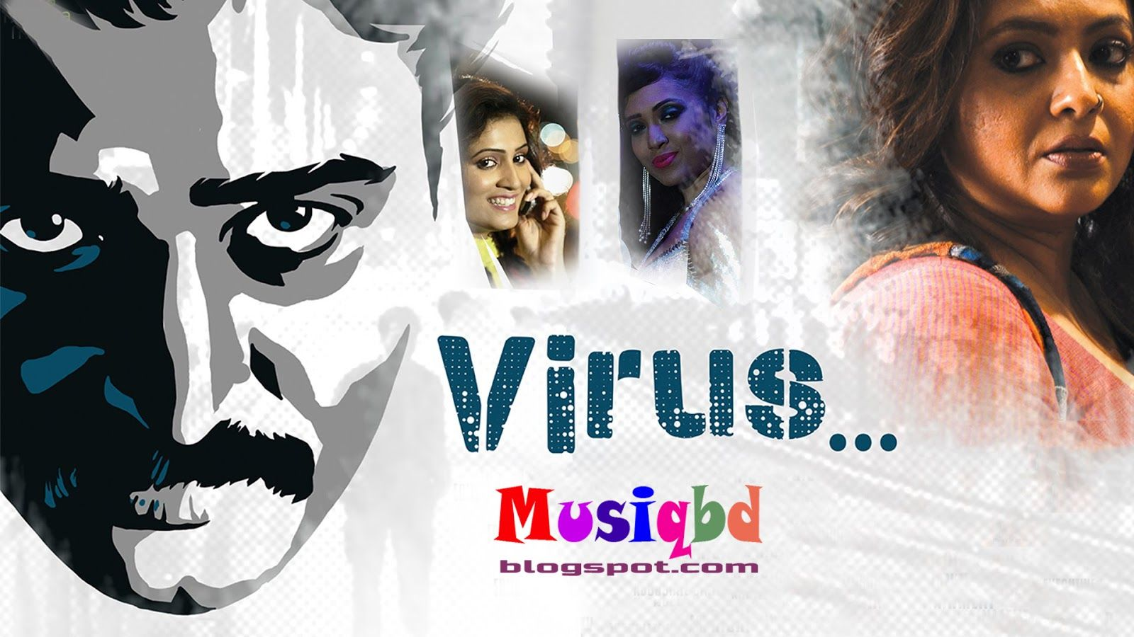 Aanchal Ta Sore Gele By Jojo-VIRUS Deher Noy Moner (2016) Kolkata Bangla  Movie Mp3 Song Download