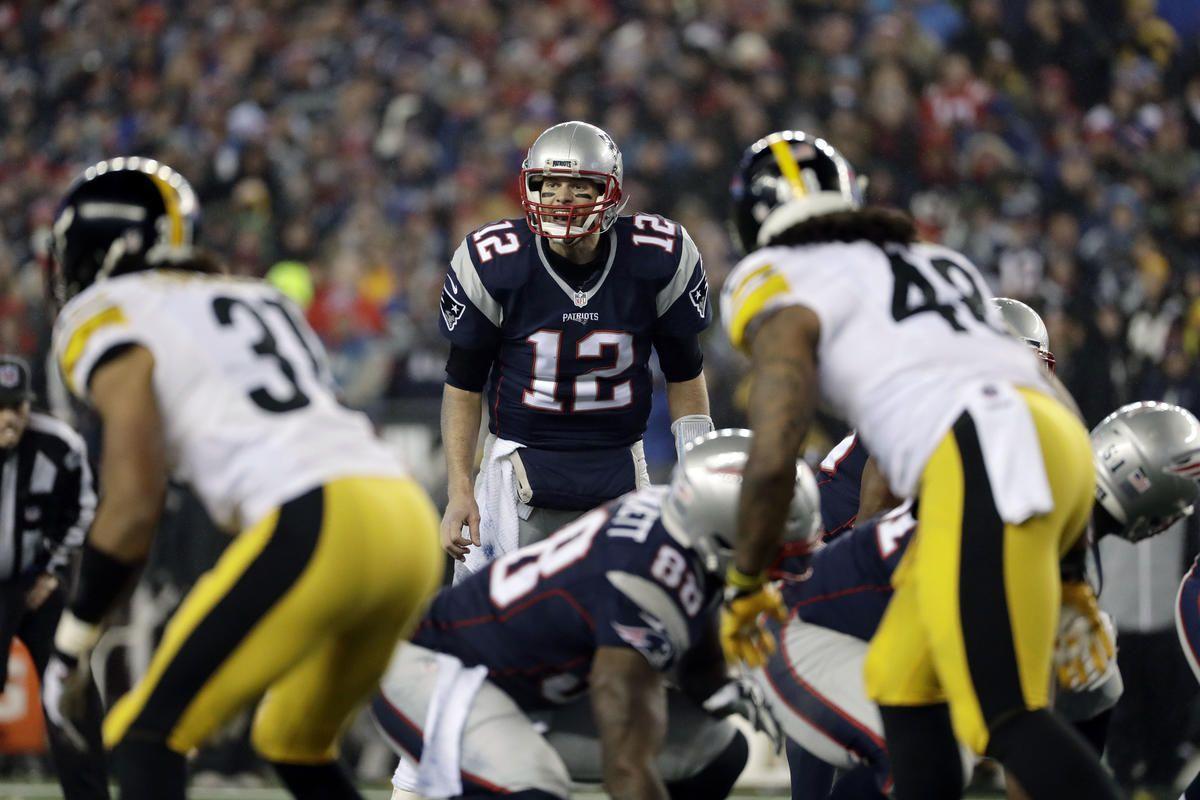 MYBookie.ag Game of the Week Patriots at Steelers Nfl