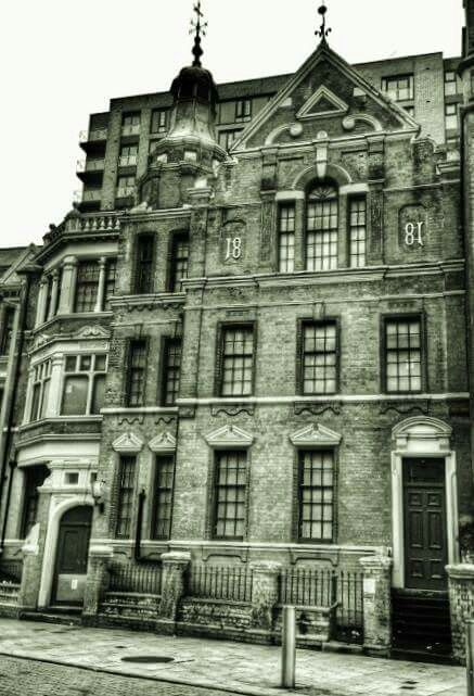 The Skin Hospital John Bright Street Birmingham Built In 1881