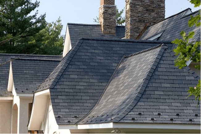 5 Best Synthetic Slate Roofing Products Synthetic Slate Roofing Synthetic Slate Roofing