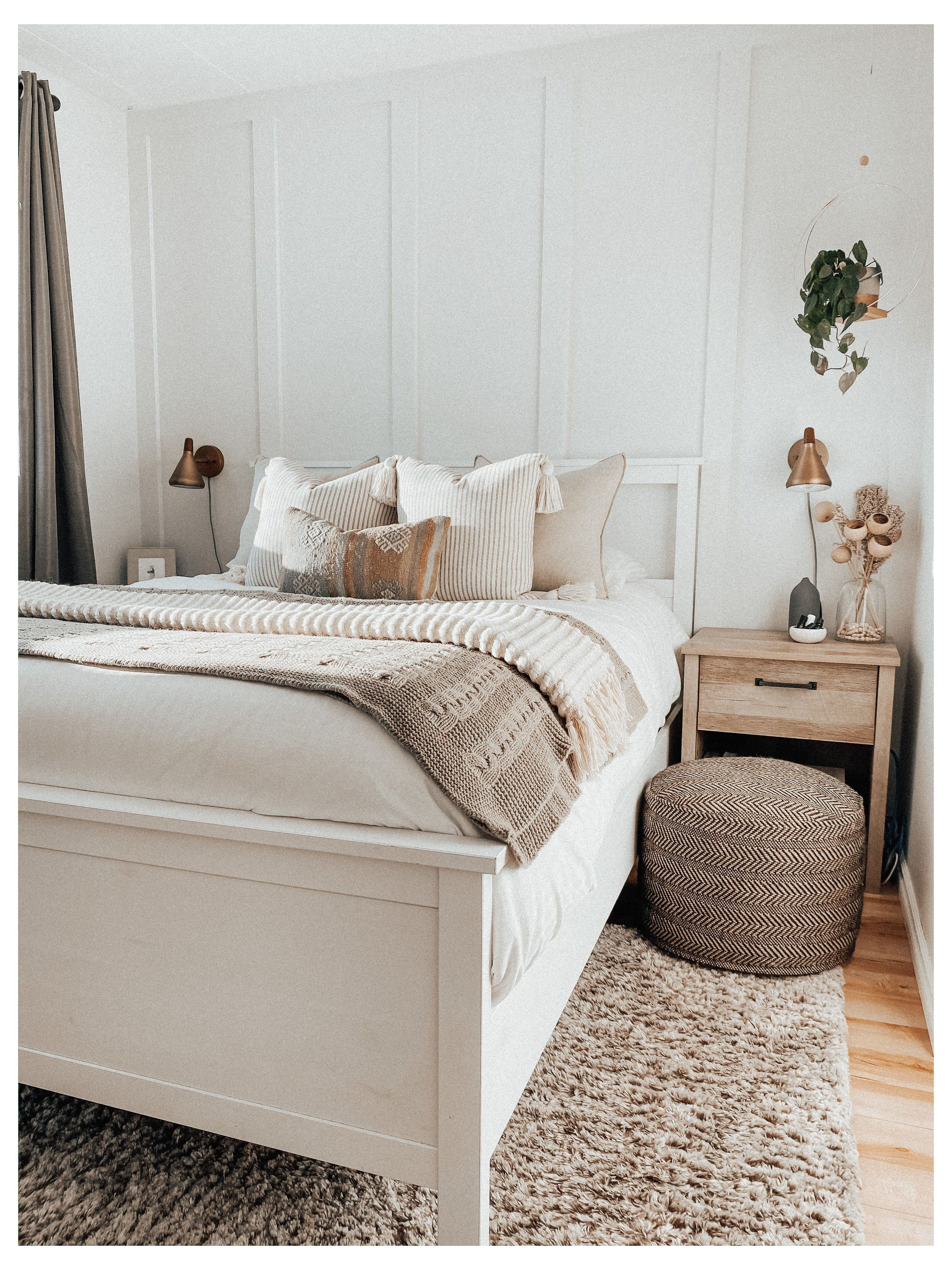 HOW TO KEEP YOUR BED SHEETS WHITE white bed frame