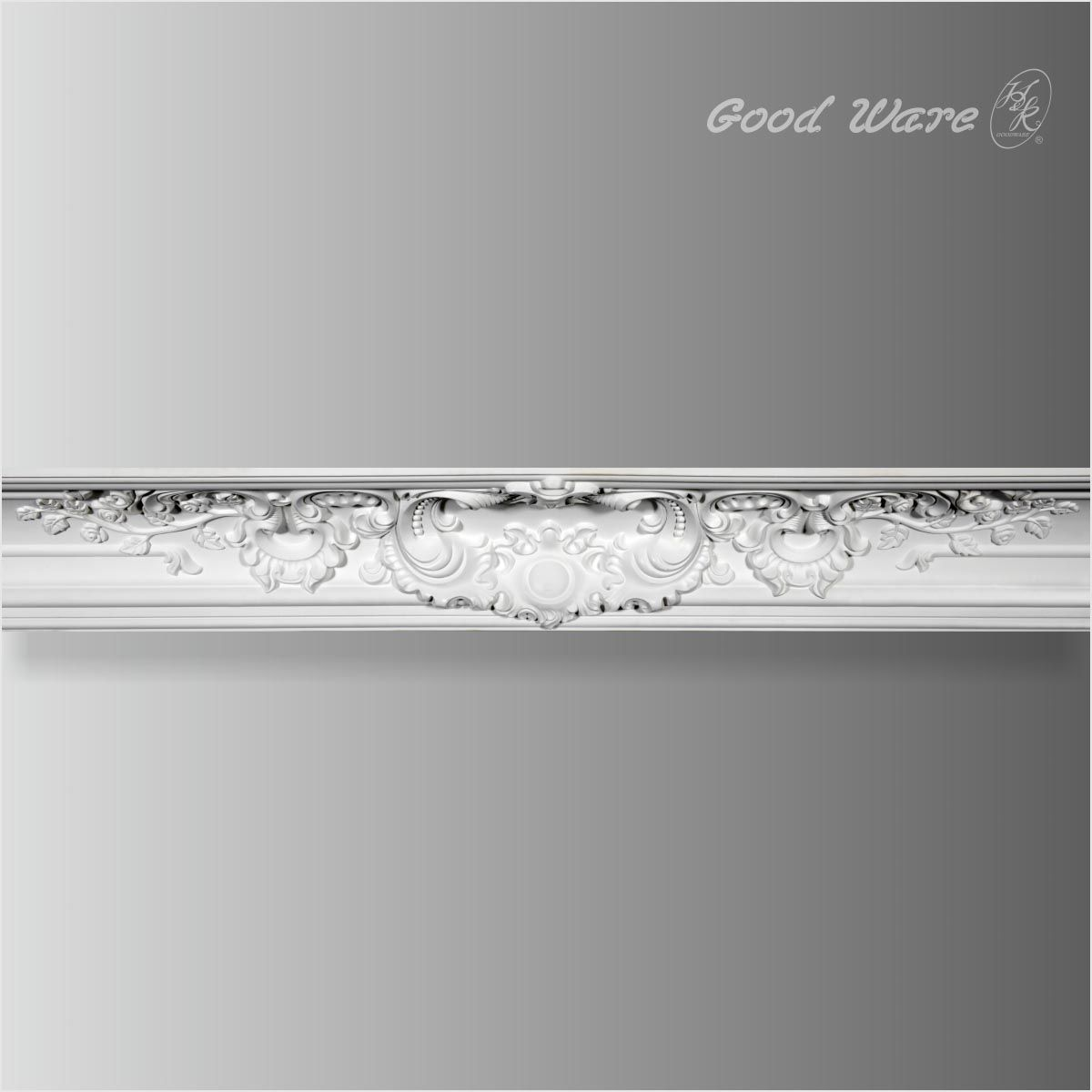 Polyurethane decorative center molding supplier | Crown Molding in