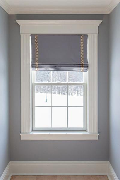 Modern Famiy Postmodern Interior Window Trim Interior