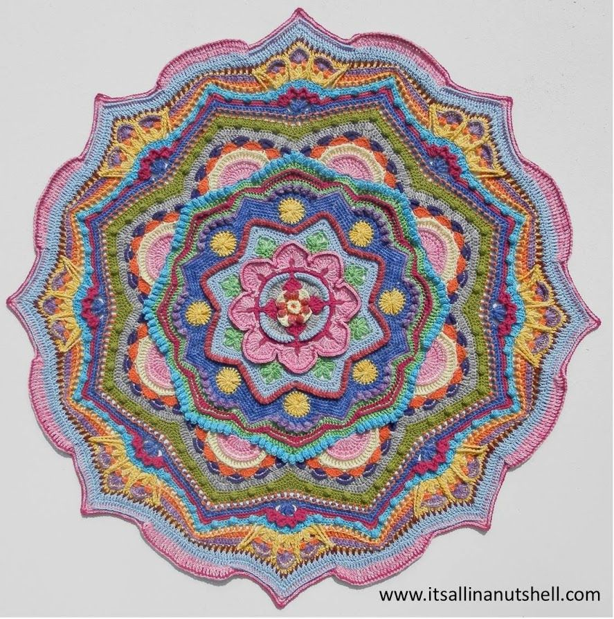 mandala madness part 9 … | Mandala …
