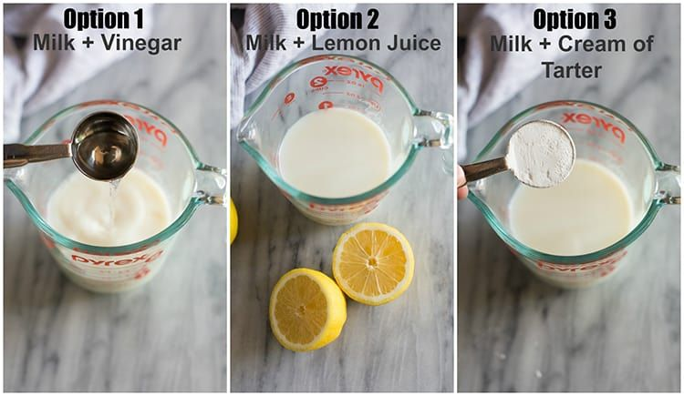 How To Make Buttermilk Recipe How To Make Buttermilk Buttermilk Recipes Buttermilk Substitute