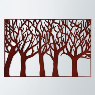 'Forest Silhouette' Metal Wall Art - Sears | Sears Canada