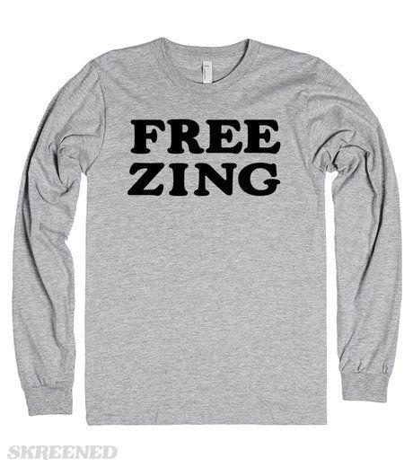 FREE ZING #Skreened