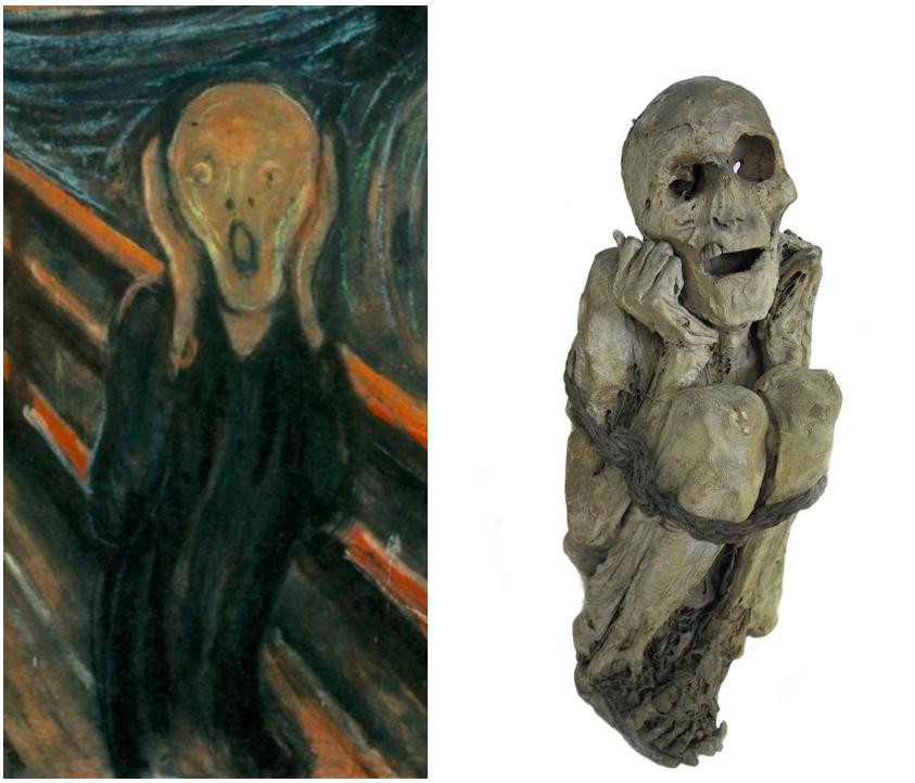 L'Œuvre à la loupe : Le Cri d'Edvard Munch - Le blog d'art contemporain de KAZoART en 2020 | Le ...