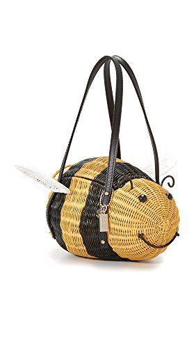Kate Spade New York Women S Wicker Bee Bag Katespadenewyork Bags