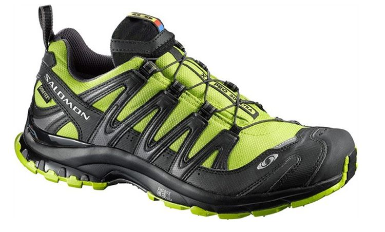 Salomon XA Pro 3D Ultra GTX Supportive, rolling and shock