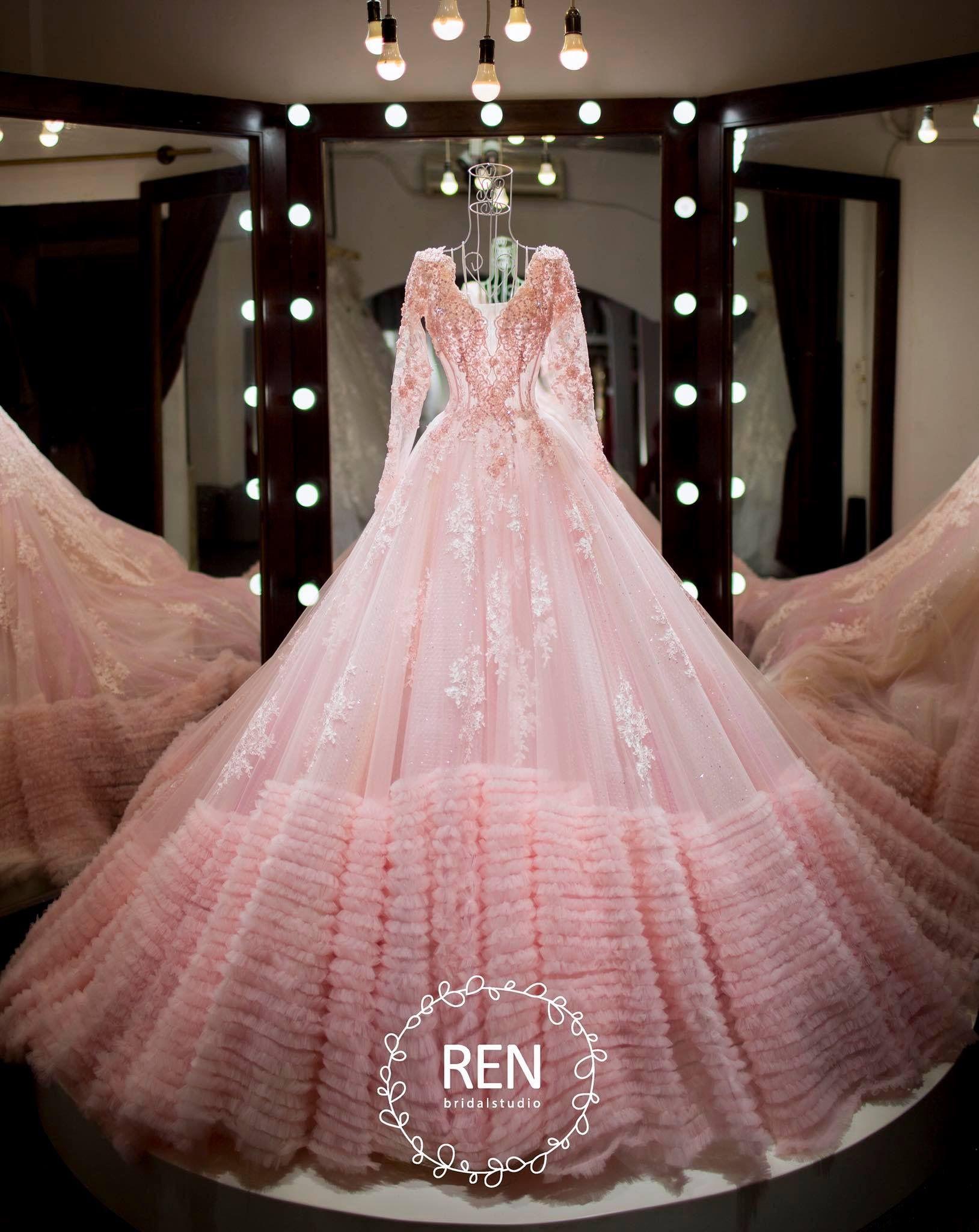 Pin de Hạ Mây en WEDDING | Pinterest | Vestidos para xv años ...