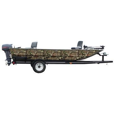 Mossy Oak Graphics 20' Boat Side Camouflage Kit