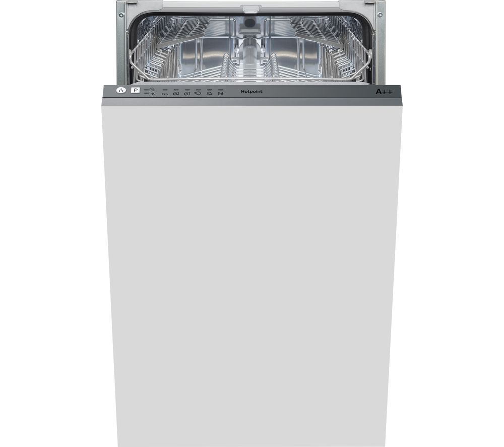 HOTPOINT LSTB 6M19 Slimline Integrated Dishwasher £269