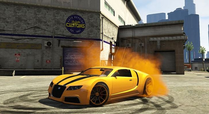 Grand Theft Auto 5 Gets New Screenshots Via Lifeinvader Spoof