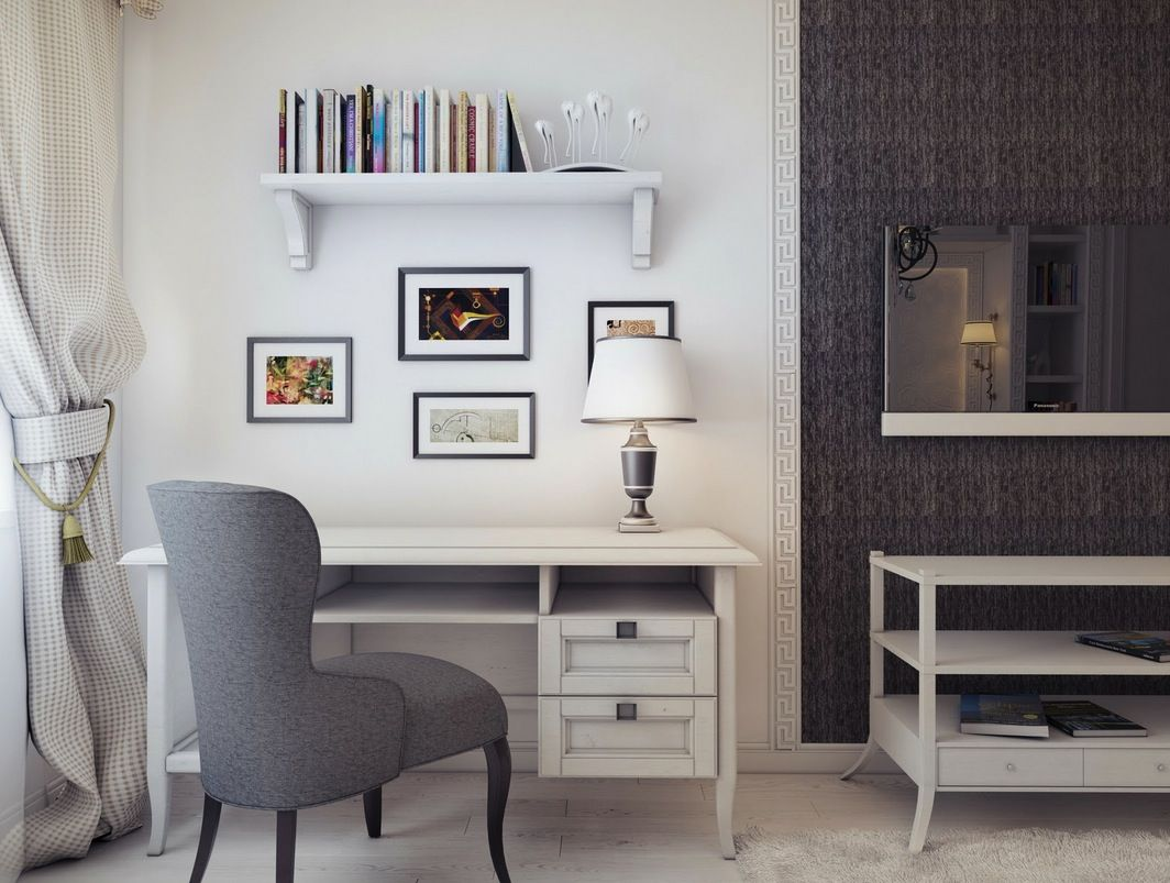 Marvelous Collect This Idea 25 Home Office Ideas Freshome25 Ideas For Home Largest Home Design Picture Inspirations Pitcheantrous