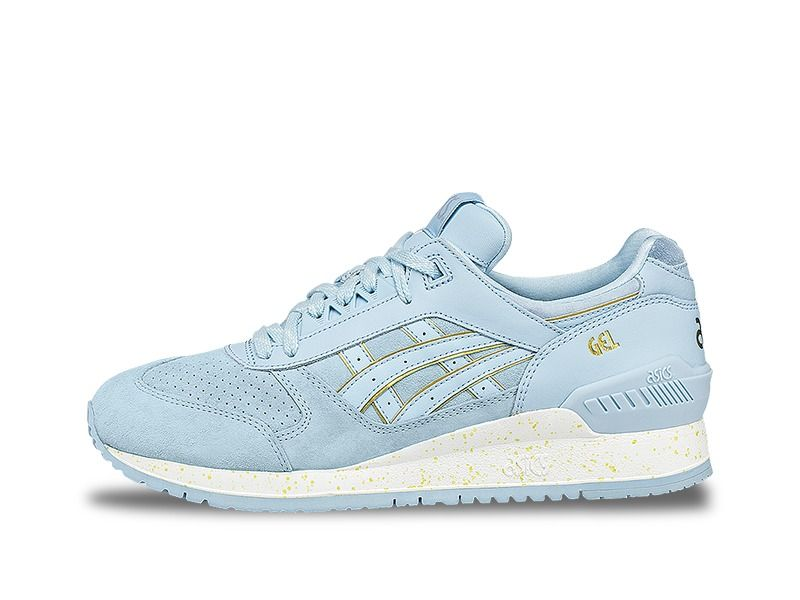 Asics · The GEL-Respector™ model features a fusion of crystal blue ...