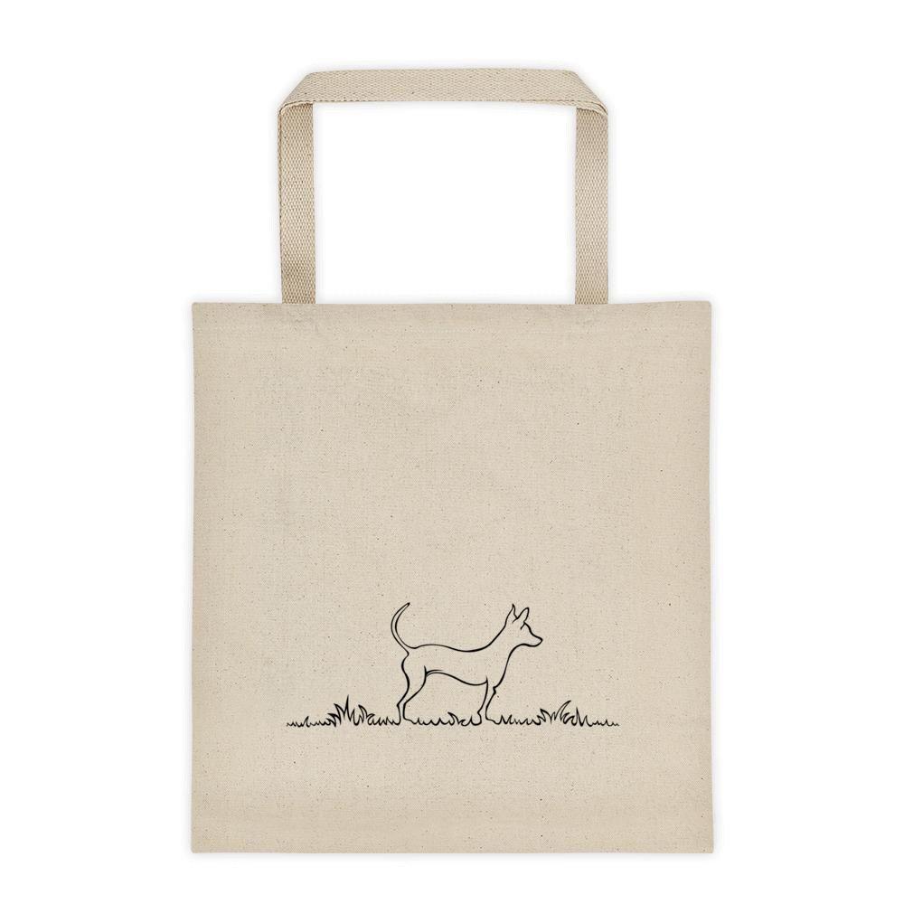 Chihuahua Grass - Tote Bag