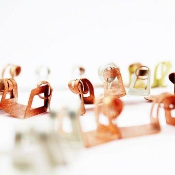 Jewellery Making students' works - Le Arti Orafe LAO