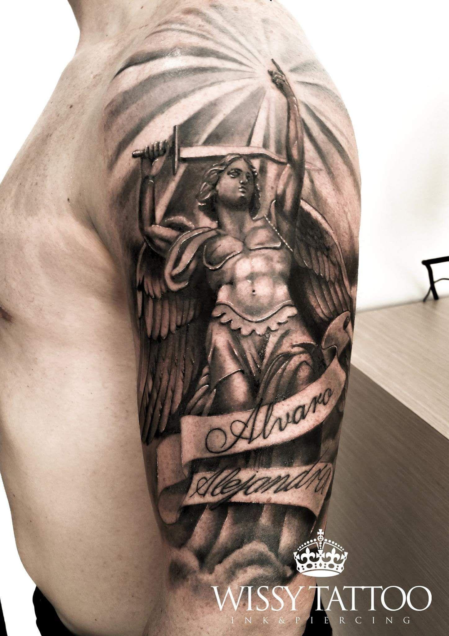 Wissy Tattoo Manulopez Policianacional Police Sanmiguel