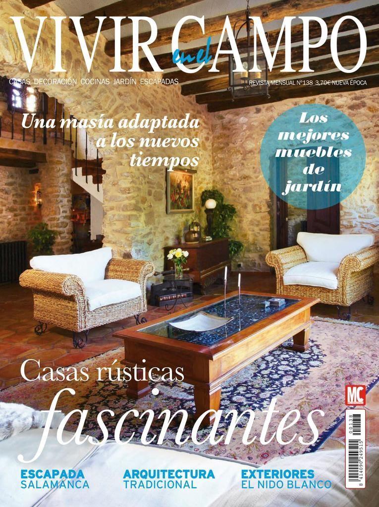 Vivir En El Campo Back Issue Marzo 2016 Digital House Home