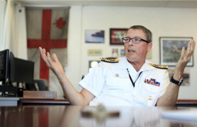 কানাডার সেনাবাহিনীতে নতুন কমান্ডার Canadian military