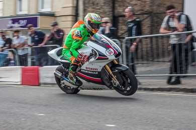Stunning customs and MotoGP at Brackley Festival of Motorcycling