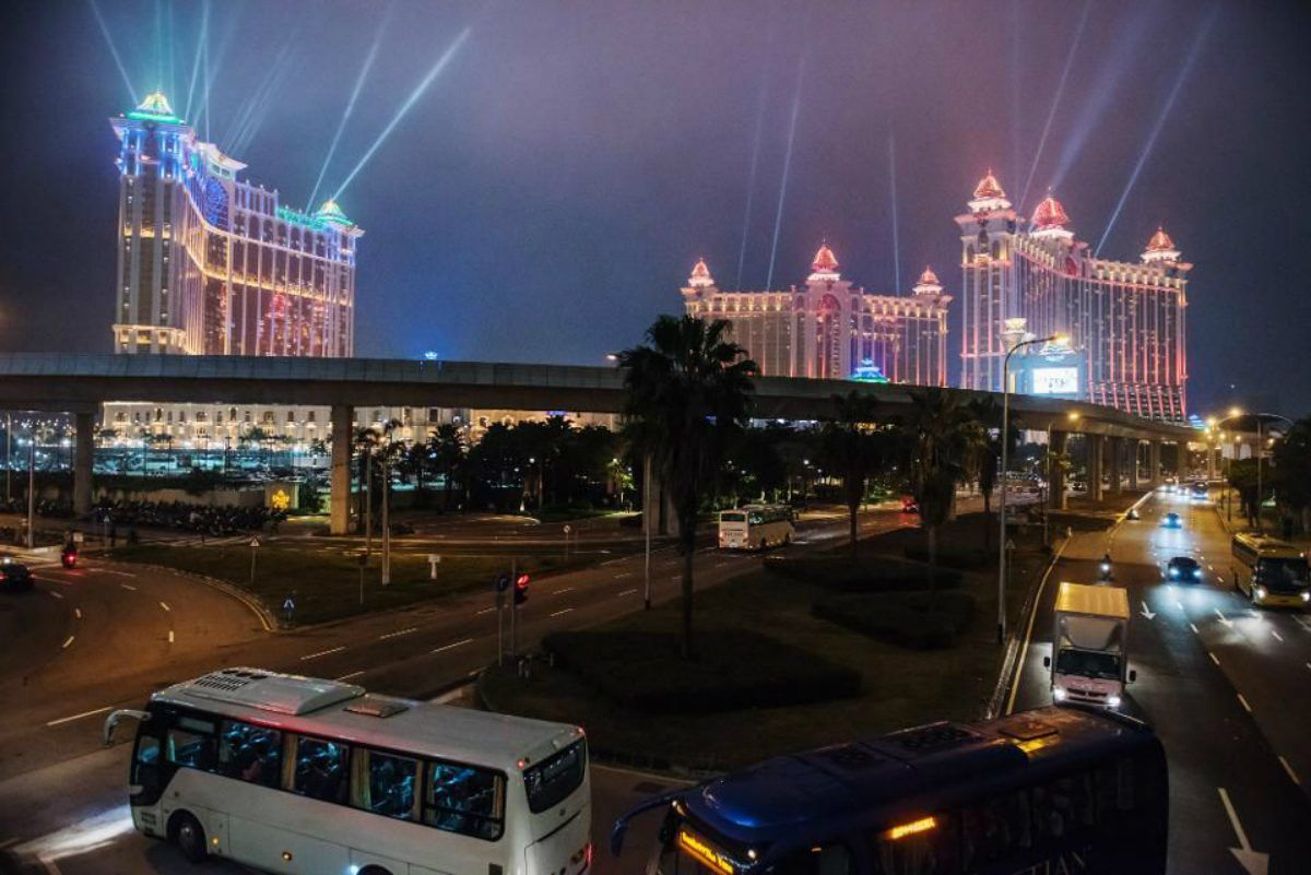 Forecasts Macau Gross Gaming Revenue Slowdown in