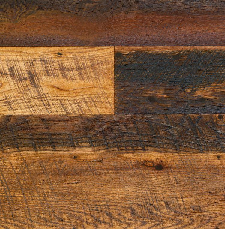 Oak Hit Skip Boardwalk Hardwood Floors Reclaimed Hardwood Flooring Reclaimed Hardwood Hardwood Floors