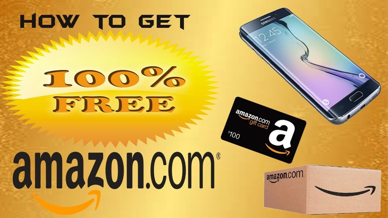 HOW TO GET FREE STUFF FROM AMAZON WITH OUT A CREDIT CARD
