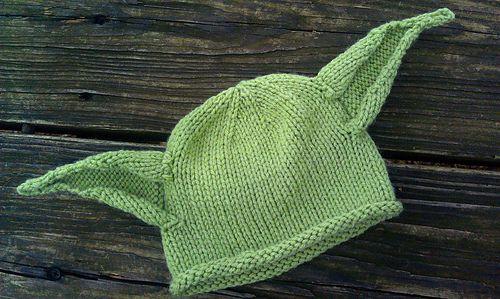 Little Yoda Hat & Bunting Set pattern by Kristy Granger ...