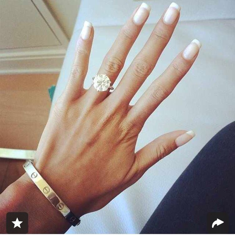 Pictures Of Wedding Rings On Fingers