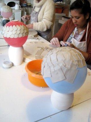 Atelier des Arts et Techniques Céramiques - Stages de poterie à Paris -                                                                                                                                                      Plus