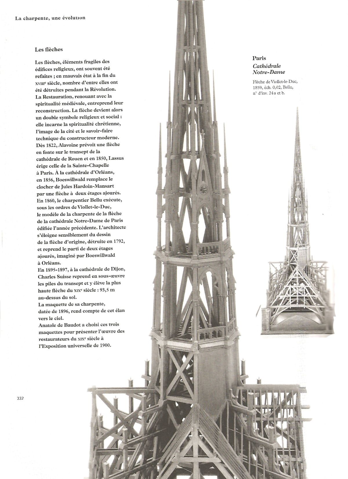 Flèche Notre Dame Gothic House Gothic Church Architecture Drawing