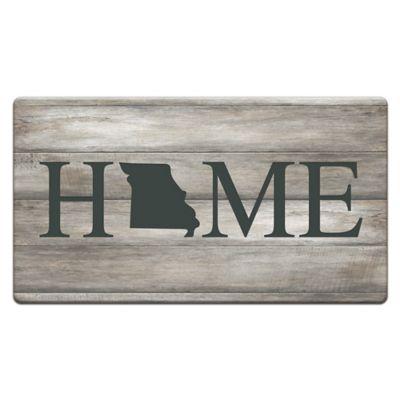 Home State Missouri 20 X 36 Kitchen Comfort Mat Comfort Mats Anti Fatigue Mat