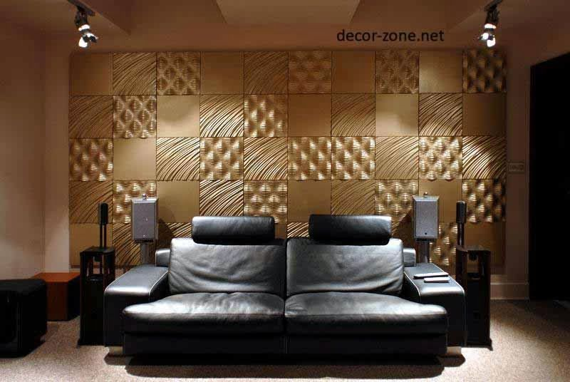 Bon Decorative Wall Panels Adding Dimension To Empty Walls In Modern Interiors