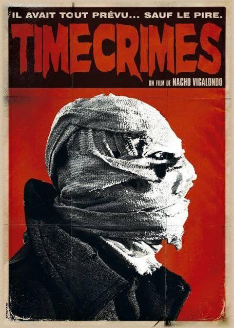 Risultati immagini per timecrimes poster