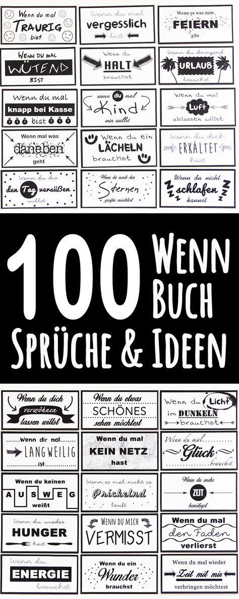 100 wenn Buch Sprüche #wenn_buch_sprüche #wenn-Buch #weihnachten #wennbuch