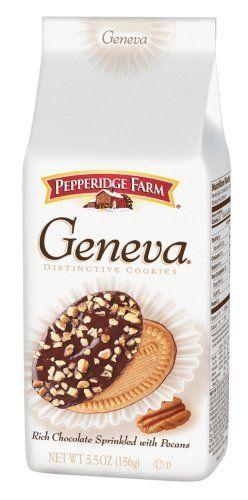 Pepperidge Farm Geneva Cookies Makes The Best S Mores Pepperidge Farm Gourmet Recipes Food