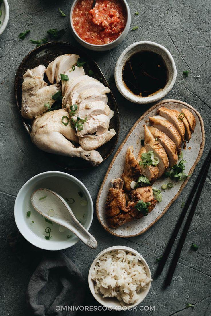 Hainanese Chicken Rice   Recipe  Tasties -8927