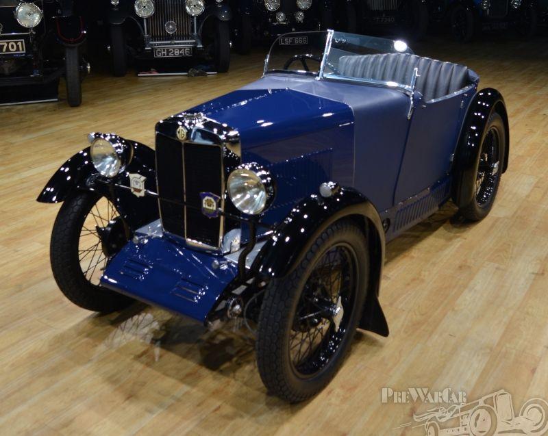 MG M type Midget Car Bodies 1929 for sale - PreWarCar | Porsche and ...